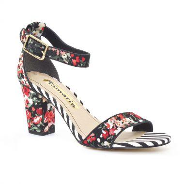 Nu Pieds Et Sandales Tamaris 28313 Flower, vue principale de la chaussure femme