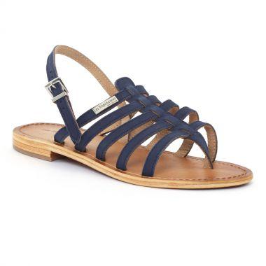 Nu Pieds Et Sandales Les Tropeziennes Hook Marine, vue principale de la chaussure femme