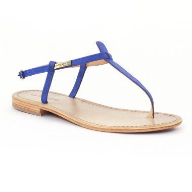 Nu Pieds Et Sandales Les Tropeziennes Narbuck Indigo, vue principale de la chaussure femme