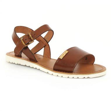 Nu Pieds Et Sandales Les Tropeziennes Betty Tan, vue principale de la chaussure femme