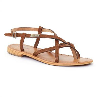 Nu Pieds Et Sandales Les Tropeziennes Hiboux Tan, vue principale de la chaussure femme
