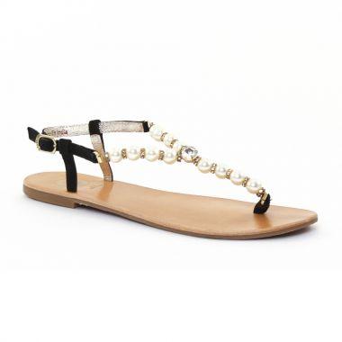 Nu Pieds Et Sandales Gioseppo 27580 Black, vue principale de la chaussure femme