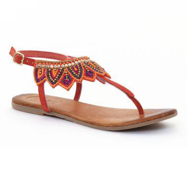Nu Pieds Et Sandales Gioseppo 27466 Coral, vue principale de la chaussure femme
