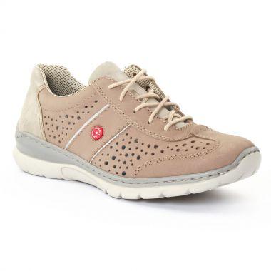 Tennis Et Baskets Mode Rieker l3225 Pepper, vue principale de la chaussure femme