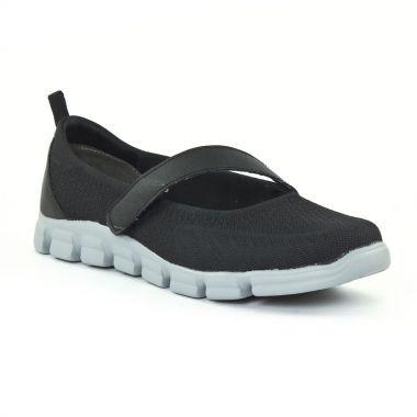 Tennis Et Baskets Mode Tamaris 24701 Black, vue principale de la chaussure femme