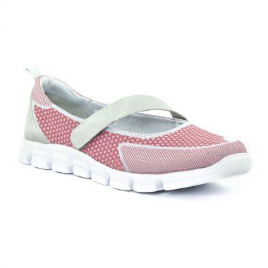Tennis Et Baskets Mode Tamaris 24701 Pink, vue principale de la chaussure femme