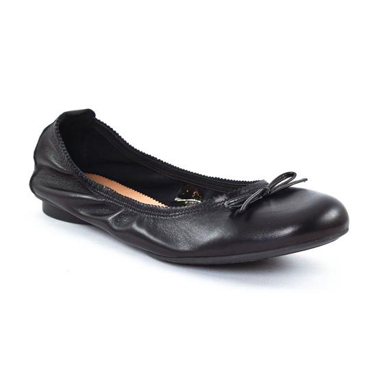 Ballerines Scarlatine 5194Q Noir, vue principale de la chaussure femme