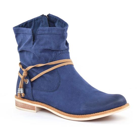 Bottines Et Boots Marco Tozzi 25306 Ocean, vue principale de la chaussure femme