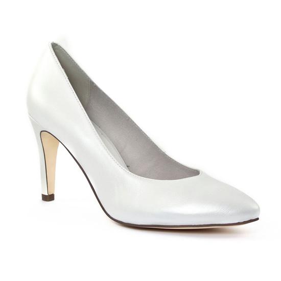 Escarpins Tamaris 22429 Champagne, vue principale de la chaussure femme
