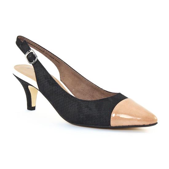 Escarpins Tamaris 29602 Black, vue principale de la chaussure femme
