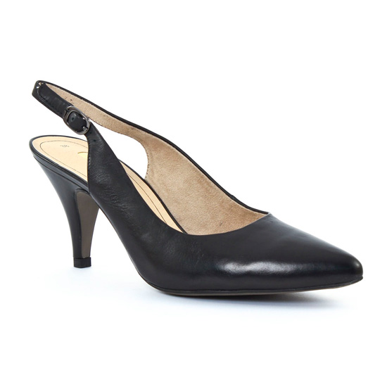 Escarpins Tamaris 29614 Black, vue principale de la chaussure femme