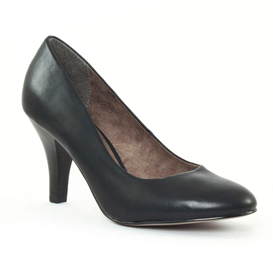 Escarpins Tamaris 22414 Black, vue principale de la chaussure femme
