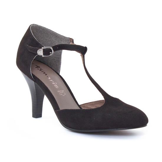 Escarpins Tamaris 24414 Black, vue principale de la chaussure femme