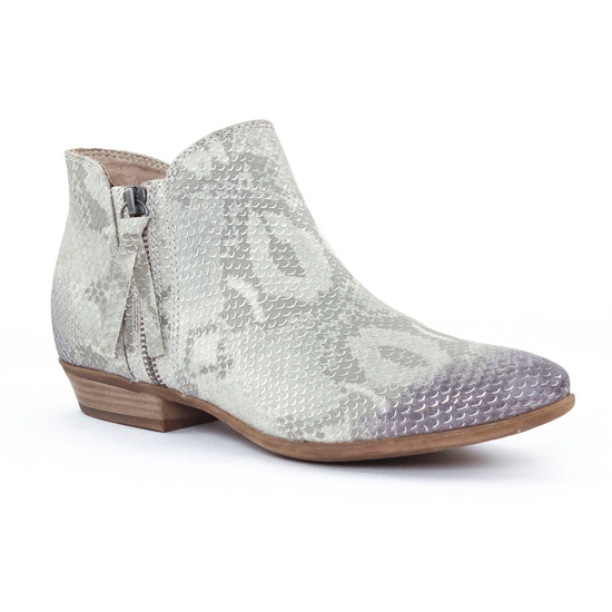 Bottines Et Boots Tamaris 25303 Grey, vue principale de la chaussure femme