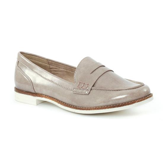 Mocassins Tamaris 24205 Pepper, vue principale de la chaussure femme