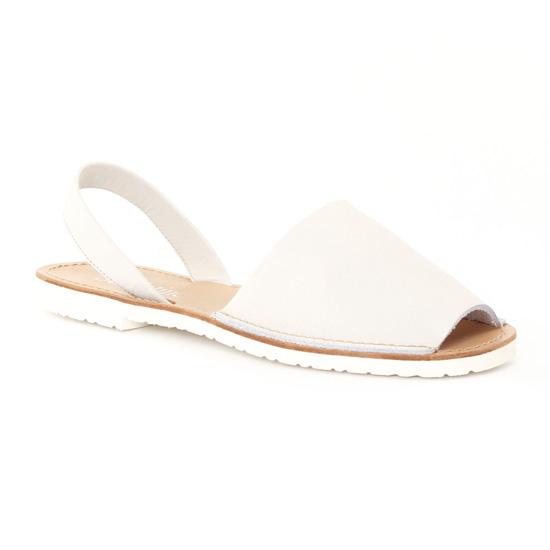 Nu Pieds Et Sandales Scarlatine 44265 Neve, vue principale de la chaussure femme