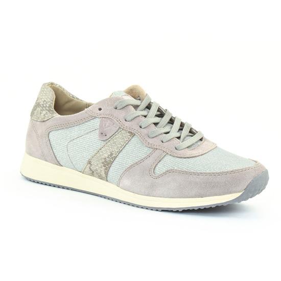 Tennis Et Baskets Mode Tamaris 23603 Grey, vue principale de la chaussure femme