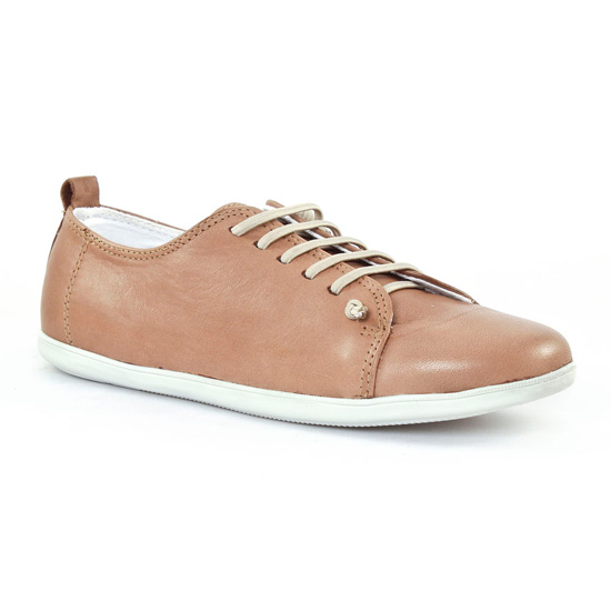 Tennis Et Baskets Mode Scarlatine om6327 Sprince blanc, vue principale de la chaussure femme
