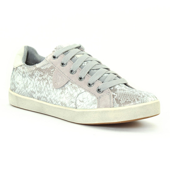 Tennis Et Baskets Mode Tamaris 23600 Grey, vue principale de la chaussure femme