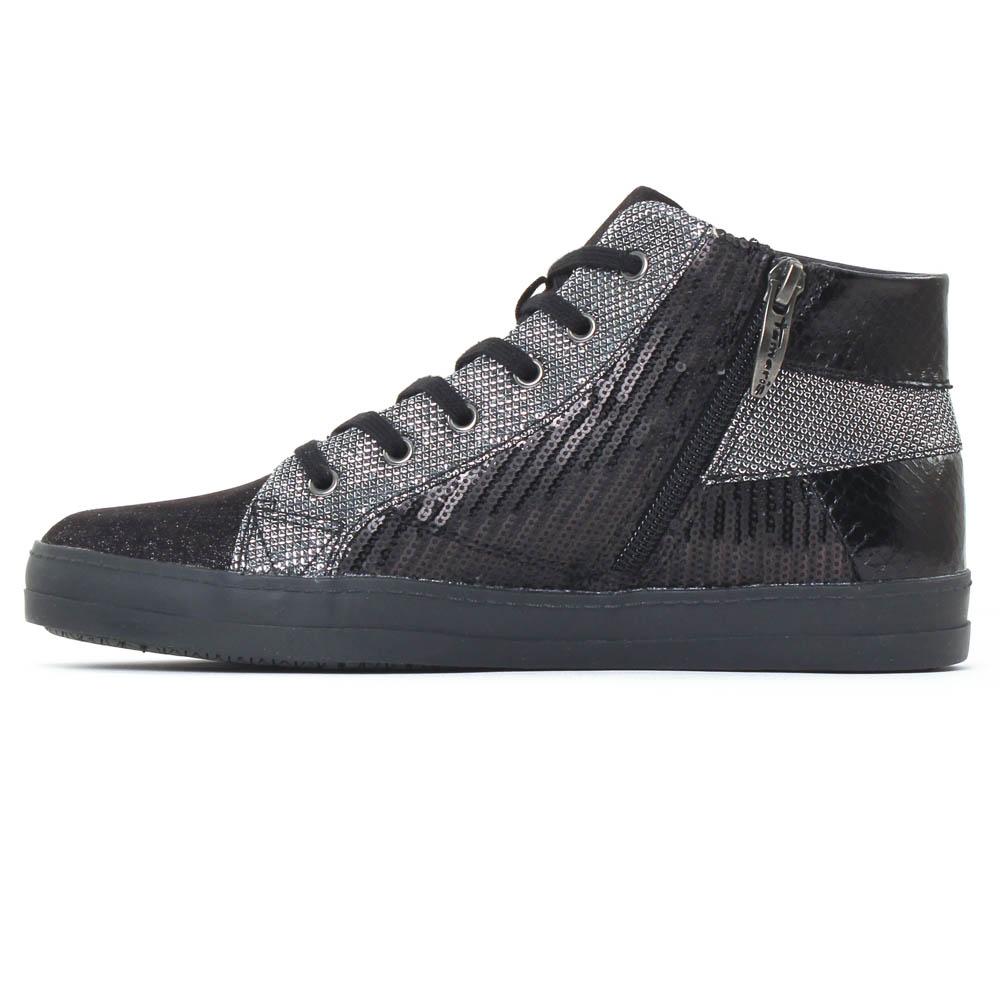 Tamaris Baskets montantes noir cQ0iy