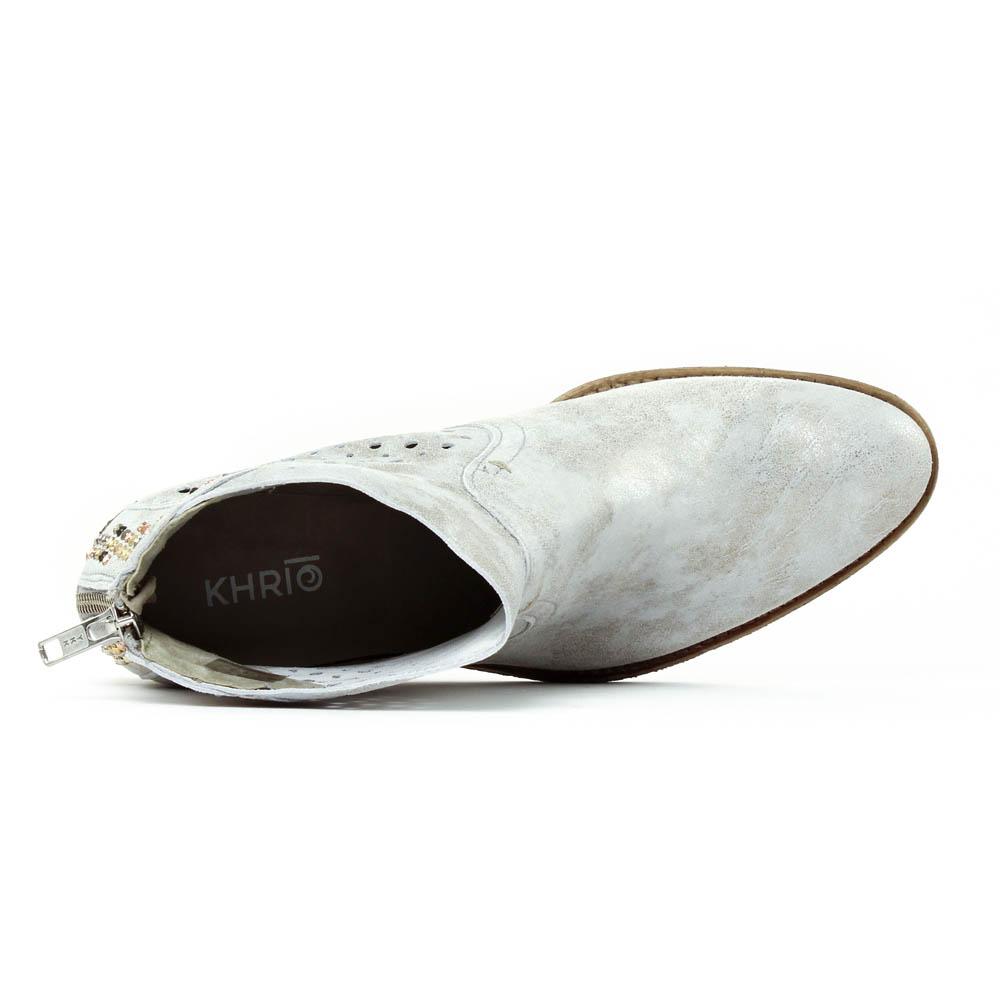 67a69f19b844d boots d été gris argent mode femme printemps été vue 4