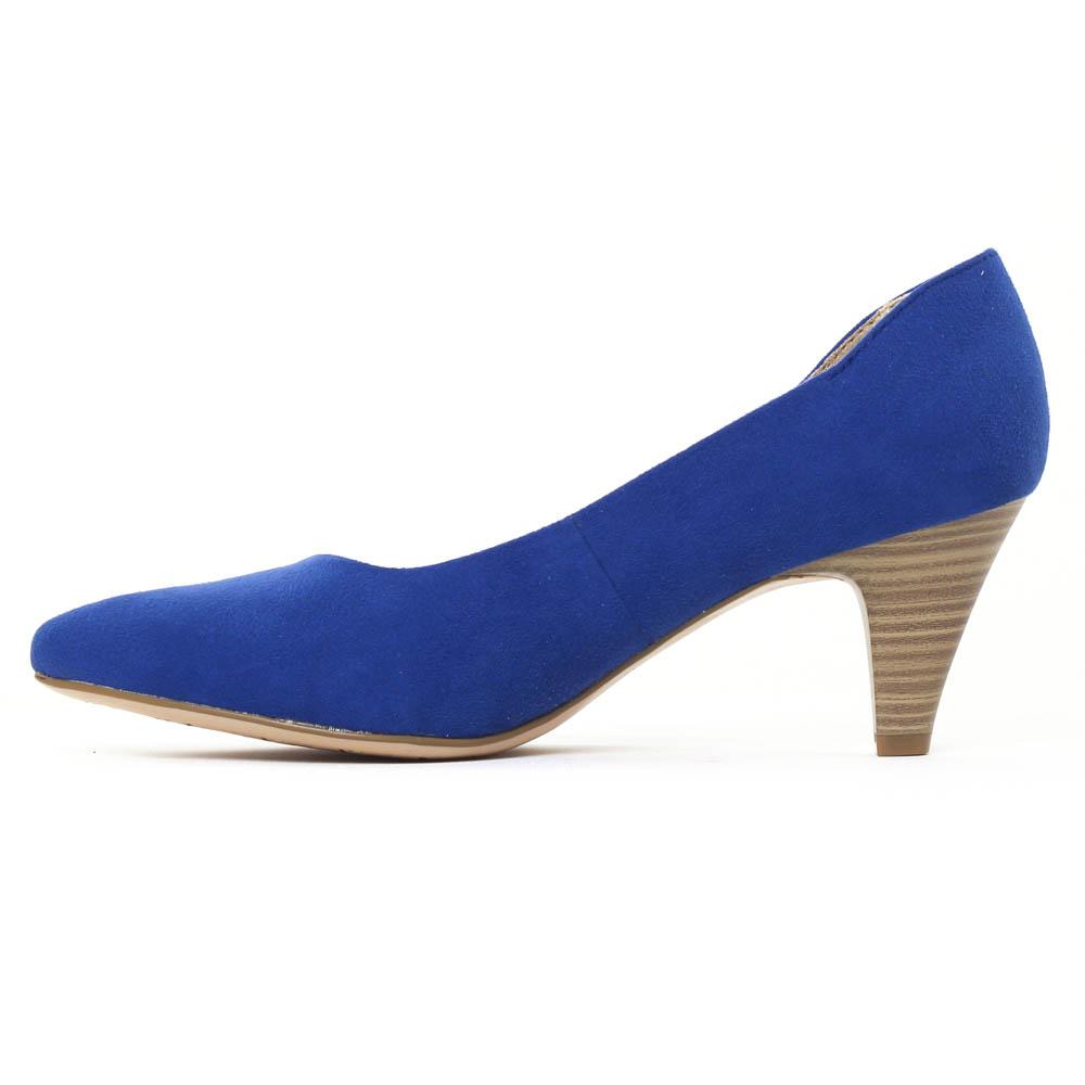 Chaussures Tamaris bleues femme n5vXLB3tBj