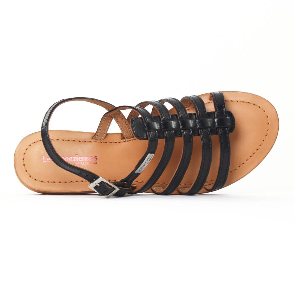 Havapo - Sandales Pour Les Femmes / Noir Les Tropéziennes PWyZV2Zsjp