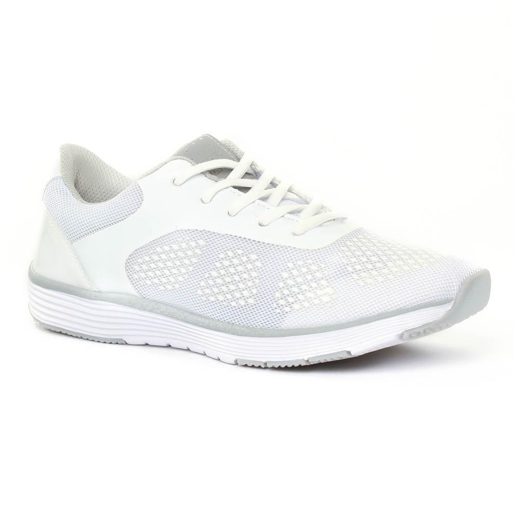 tennis blanc mode femme printemps été vue 1