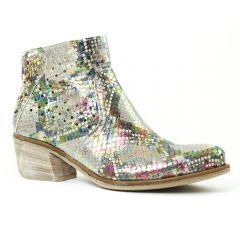 Chaussures femme été 2016 - boots d'été Khrio multicolore