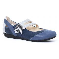 Chaussures femme été 2016 - babies confort fugitive bleu argent