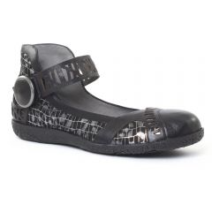 babies-confort noir: même style de chaussures en ligne pour femmes que les Rieker