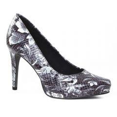 escarpins fantaisie noir: même style de chaussures en ligne pour femmes que les Marco Tozzi