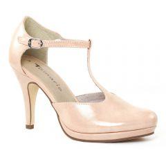 escarpins-salome rose: même style de chaussures en ligne pour femmes que les Maria Jaén