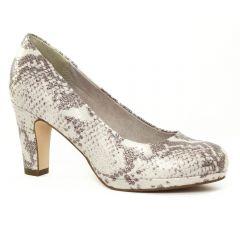 escarpins serpent beige: même style de chaussures en ligne pour femmes que les Maria Jaén