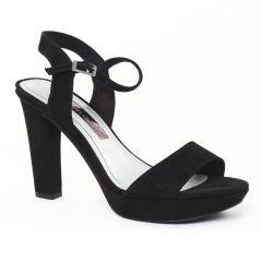 nu-pieds-talons-hauts noir: même style de chaussures en ligne pour femmes que les Cdn