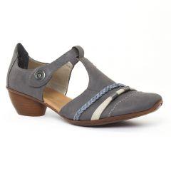 nu-pieds-trotteurs gris: même style de chaussures en ligne pour femmes que les Cdn
