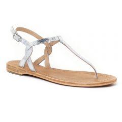 sandales gris argent: même style de chaussures en ligne pour femmes que les Gioseppo