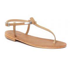 Chaussures femme été 2016 - sandales les tropéziennes marron