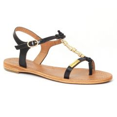 sandales noir doré: même style de chaussures en ligne pour femmes que les Gioseppo