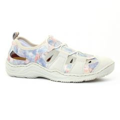 tennis bleu rose: même style de chaussures en ligne pour femmes que les Marco Tozzi