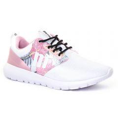 tennis rose blanc: même style de chaussures en ligne pour femmes que les Tamaris