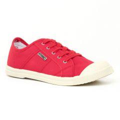 Chaussures femme été 2016 - tennis les tropéziennes rouge