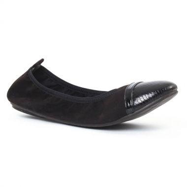 Ballerines Tamaris 22111 Black, vue principale de la chaussure femme
