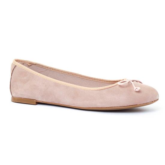 Ballerines Maria Jaen 2153 Taupe, vue principale de la chaussure femme