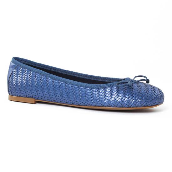 Ballerines Maria Jaen 2154 Jeans, vue principale de la chaussure femme
