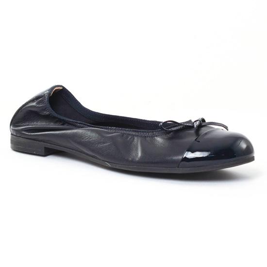 Ballerines Scarlatine 7867 Marine, vue principale de la chaussure femme
