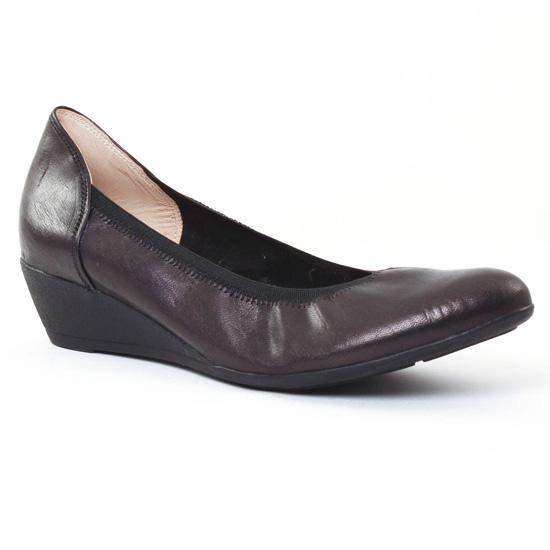 Ballerines Scarlatine 7853 Marine, vue principale de la chaussure femme