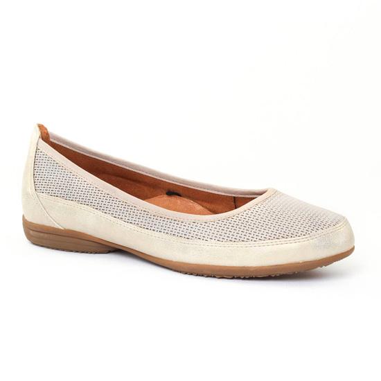 Ballerines Tamaris 22115 Pepper, vue principale de la chaussure femme