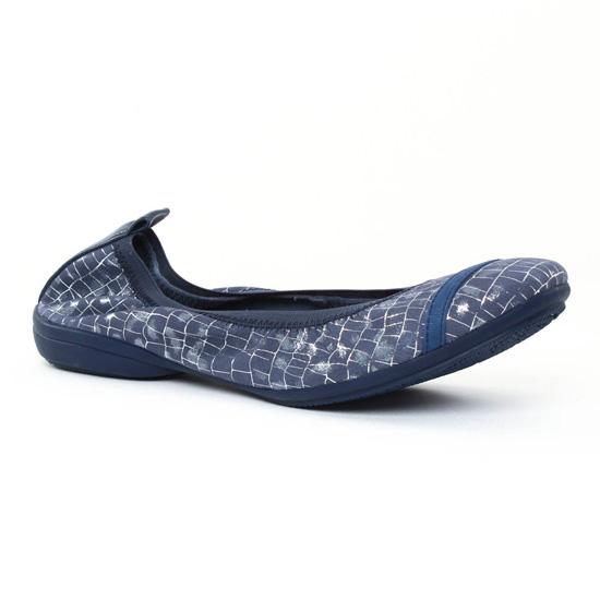 Ballerines Fugitive Nomad Jean, vue principale de la chaussure femme
