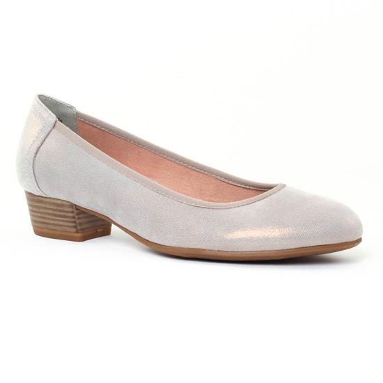 Ballerines Tamaris 22201 Cloud, vue principale de la chaussure femme